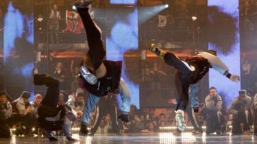 'Step Up 3D' er spækket med livs- og danseglæde og dynamisk iscenesatte dansenumre