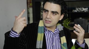 To gange har Rolando Villazón måttet aflyse en koncert i Tivoli, og det gik ikke meget bedre i tredje forsøg.