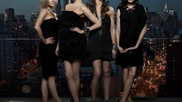 Tv-serien 'The City' tager udgangspunkt i New Yorks modeverden.