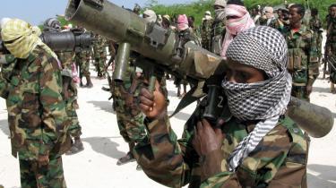 Al-Qaeda i Yemen har fået hjælp fra krigere fra bl.a. Somalia til sin kamp mod de yemenitiske sikkerhedsstyrker.