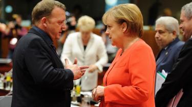 Ingen nationale ledere i nutidens Europa optræder som store europæere og forbliver dermed uundgåeligt for små, mener Göran Rosenberg.