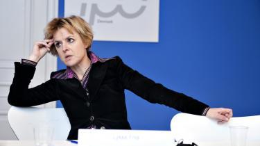 Klimaminister Lykke Friis (V) vil ikke afvise, at EU lander på et CO2-reduktionsmål på 30 pct. i 2020, da der er gode argumenter for det. Her tænker hun bl.a. på forsyningssikkerhed og vækstmulighederne inden for den danske såkaldte cleantech-branche.