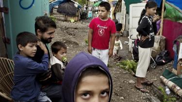 Frankrig har mødt fordømmelse i EU for deres udvisning af landets romabefolkning.   I midten af august sendte Frankrigs regering 700 romaer ud af landet.