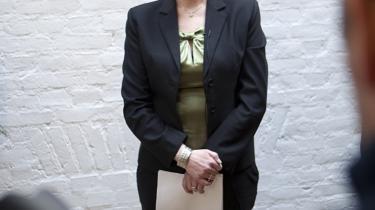En beklagelig fejl, sagde beskæftigelsesminister Inger Støjberg (V), da Information kunne afsløre, at Datatilsynets gentagne betænkeligheder ved et forslag til registersamkøring var holdt skjult for Folketinget.