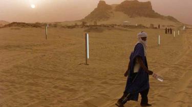 Al-Qaeda er meget aktivt i det kæmpe ørkenområde, der dækker Mali, Algeriet, Chad og Niger, og her har de i særlig grad udset sig Frankrig som fjende.