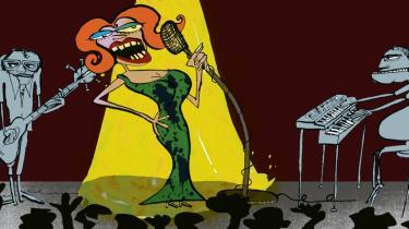 Mændene vrider soloer ud af instrumenterne. Kvinderne slanger sig foran mikrofonerne, og ligestillingen er ikke-eksisterende. Musikverdenen er en skævvridende størrelse, der vedvarende reproducerer billedet af det mandlige musikalske geni og den kvindelige sexede forsanger