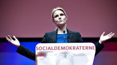Håbet er, at ikke bare kongressen, men også vælgerne vil 'tilgive' Helle Thorning-Schmidt, at hendes ældste datter nu går i privatskole på Østerbro i København, og at hendes mand arbejder som direktør Schweiz