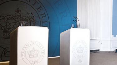 Christian Kettel Thomsen ventes at blive Statsministeriets nye departementschef efter Karstens Dybvads afgang