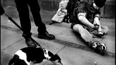 Heroinmisbruget i det københavnske nakomijlø bliver for tiden ofte suppleret med misbrug af crack og kokain