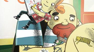 Karla von Bengtsons lille tegnefilm, 'Tigre og tatoveringer', er kær, sprogligt kæk og lidt vovet