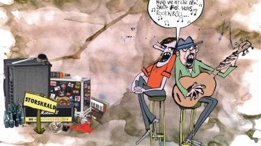Rockrebellen er død som mandeideal. Tilbage står 'De Eneste To', Peter Sommer og Simon Kvamm sammen med resten af den danske musikscenens mænd og insisterer på at tale til os lige fra hjertet og ind i fornuften. Det er et normskifte for en bærende mandeskikkelse, der vil stå ved sine følelser - tale om kærlighed til mænd, fællesskaber og tro - men stadig har svært ved at håndtere dem