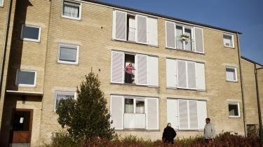 Beboerne i Tingbjerg skal ikke regne med meget jobcenter, hvis de afsatte 20 mio. kr. skal række til alle ghettoområderne.