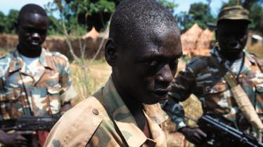 Snart er det folkets stemme og ikke volden, der skal afgøre Sydsudans skæbne.