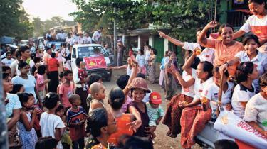 Endnu flere år med en diktatorisk militærjunta bliver resultatet af gårsdagens valg i Myanmar
