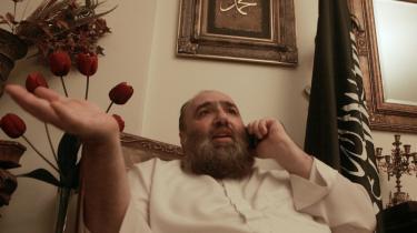 Omar Bakri kommenterede sin livstidsdom fra en lænestol i sit bibliotek lørdag med bemærkningen: 'Jeg anerkender ikke Libanons domstole, men kun den guddommelige.'