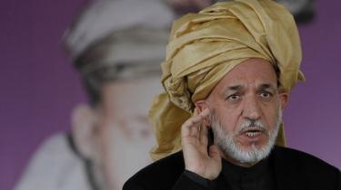 Hamid Karzai har advaret om, at de amerikanske kommandoaktioner kan forstærke civile afghaneres modvilje imod koalitionsstyrkerne og derved styrke oprørskræfterne.
