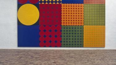 Poul Gernes: 225 cirkler (1965).