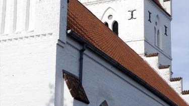 Hvorfor ikke lade moskéhungrende muslimer overtage de tomme danske kirker?