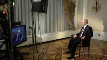 Putin ville sikre sig immunitet, påstås det i lækkene fra Wikileaks