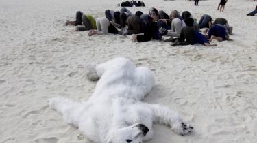 Demonstranternes budskab til COP16 er det samme som virksomhedsledernes: Det nytter ikke noget at stikke hovedet i jorden; det gælder om at handle nu.
