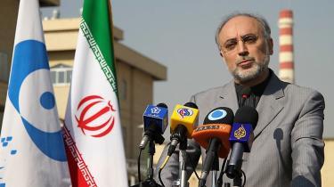 Iran 'kommenterede' i går Wikileaks med at erklære, at de producerer atombrændsel fra uranmalm til brændselsstokke uanset sanktioner fra FN's Sikkerhedsråd