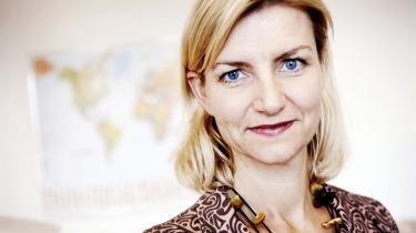 Venstres arbejdsmarkedsordfører Ulla Tørnæs er begejstret for jobcentrenes villighed til at følge regeringens signaler. Men man må ikke glemme, at kommunerne også har fået et stærkere økonomisk incitament til at få ledige i rigtigt arbejde, siger hun.