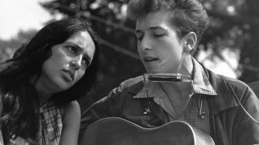 I begyndelsen af 1960'erne skrev Bob Dylan masser af sange, og hans musikforlag M. Witmark & Sons havde til alt held adgang til et demostudie.