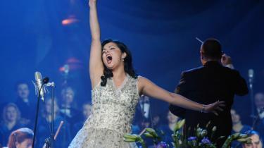 Anna Netrebko fik det hele til at blomstre på en kold vinterdag i Operaen