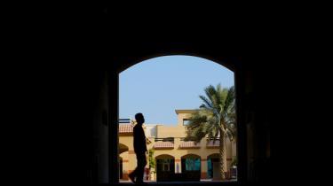 Antallet af universiteter, der har satellitafdelinger i udlandet, er steget med over 40 procent de seneste år. Det har skabt udenlandske universitetsbyer som Education City i Dubai (billedet). Ændringer af den danske lovgivning betyder formentlig, at også danske universiteter får mulighed for at åbne afdelinger og uddannelser i udlandet.