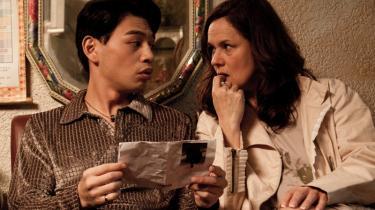 Pernilla August leverer en suveræn præstation i Håkan Lius debutspillefilm, 'Miss Kicki'