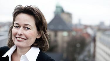Anette Wad var adm. direktør for forlaget Lindhardt og Ringhof i 11 år.
