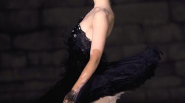 Natalie Portman blev i søndags forgyldt med en Golden Globe for sin indsats i 'Black Swan'. Hun trænede et halvt år for at forme krop og bevægelser til rollen som ballerina, men faktisk er det i hendes forfinede, yndefulde hoved, der næsten konstant er i centrum af lærredet, at den virkelige psykoballet udfolder sig.
