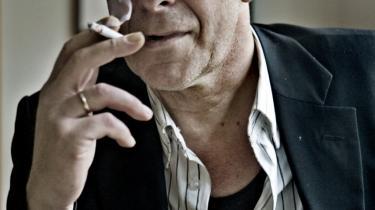 Kult? Hans Otto Jørgensen var for tredje gang ud af fem mulige nomineret til Montanas Litteraturpris - med den voldsomt selvbiografiske roman Sæt Asta Fri, tredje bind i en serie. Prisen blev uddelt i sidste uge - og gik til Pia Juul.
