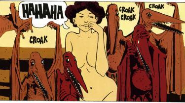 Den franske tegneserietegner Jacques Tardis underholdende album om eventyrersken Adèle Blanc-Secs opsigtsvækkende oplevelser er udkommet i en smuk luksusudgave, der yder de farvestrålende historier fuld retfærdighed