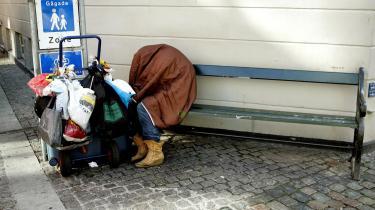 S-SF's økonomiske reformer skaber ikke flere fattige, mener Ole Sohn (SF).