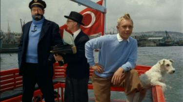 Alle Tintin-fans venter i spænding på Steven Spielberg og Peter Jacksons stort anlagte, computeranimerede Tintin-film, der har premiere til oktober. Det glamourøse makkerpar er dog langt fra de eneste, som har forsøgt den svære kunst at overføre Hergés dynamiske streg og charmerende figurer til det store lærred