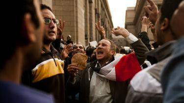 I Kairo har man oplevet de største protestdemonstrationer siden 1970'erne, og der ventes nye demonstrationer efter fredagsbønnen i dag.