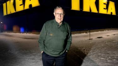 Stifteren af Ikea, Ingvar Kamprad, synes stadig populær blandt svenskerne, selv efter at en svensk dokumentar afslørede, at den folkekære Ikea-mand har en hemmelig milliardfond i et skattely.