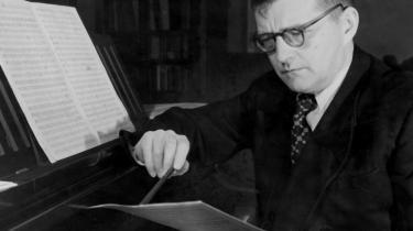 Formalist. Den verdensberømte komponist Dmitrij Sjostakovitj var en af dem, Stalins kulturkommissær angreb med sit opråb mod 'formalisme'.