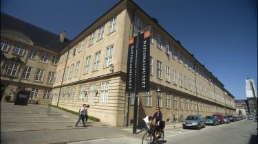Nationalmuseet skal ud i en ny sparerunde. Denne gang skal museet finde besparelser for 17,8 millioner kroner.