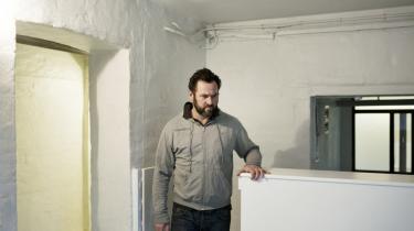Michael Lodberg skal lede fixerummet på Vesterbro. Samtidig tester han, om det kan gøres uden at bryde loven.