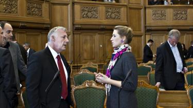 Socialdemokraterne og Henrik Dam Kristensen vil endnu ikke kræve en uvildig undersøgelse af Integrationsministeriets fejlbehandling af de statsløse.