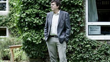 Professor Jørgen Goul Andersen fra Aarhus Universitets Institut for Statskundskab.