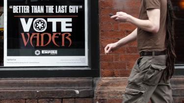Irerne går til valg i morgen og vil formentlig afsætte regeringen.
