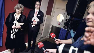 Først dagen inden statsministeren fyrede Birthe Rønn Hornbech, orienterede Integrationsministeriet politiet om, at unge statsløse har krav på statsborgerskab