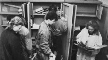 Menneskeretsdomstolen bliver næste stop, siger sproglæreren Kurt Jonas, der ikke må se dokumenter fra PET-arkivet. I 1967-68 ville PET mødes, fordi Stasi ville hverve ham som agent