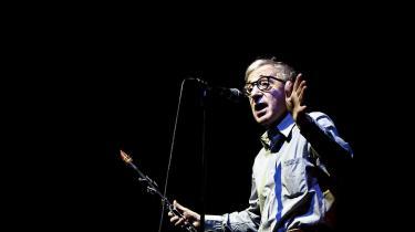 Humøret var højt, da Woody Allen og hans jazzorkester tirsdag aften indtog scenen i en fyldt Imperial Bio i København og førte publikum tilbage til 1920'ernes New Orleans