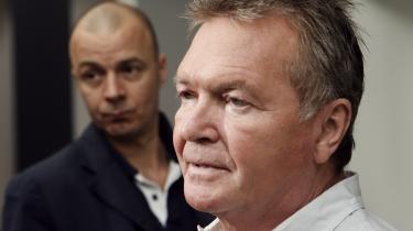 'Havde vi tænkt os om en dag eller to mere, så var Benghazi jo faldet — og så havde vi haft et massemord,' siger Frank Aaen (EL), som ikke synes, det var behageligt at træffe en beslutning med så kort en frist.
