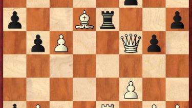En god præstation af Danmarks triumfkort ved skak-EM rakte ikke