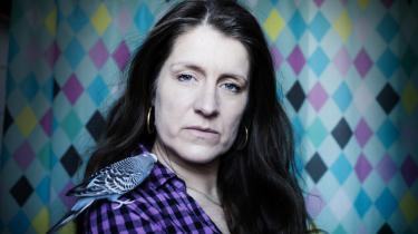 Lotte Svendsen bruger i høj grad sin egen opvækst som inspiration til sine film.